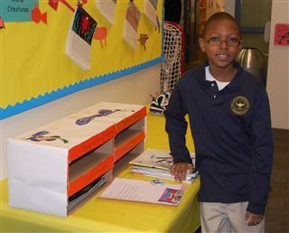 Second Grade Invention Convention 2012