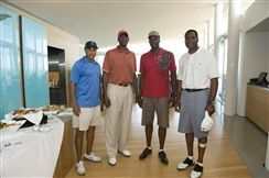 Second Annual Golf with the Knicks at The Bridge