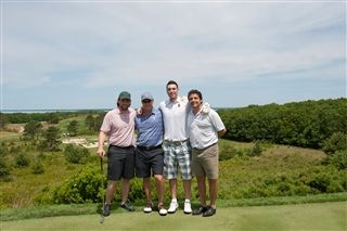 Third Annual Golf with the Knicks at The Bridge