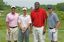 Fifth Annual Golf with the Knicks
