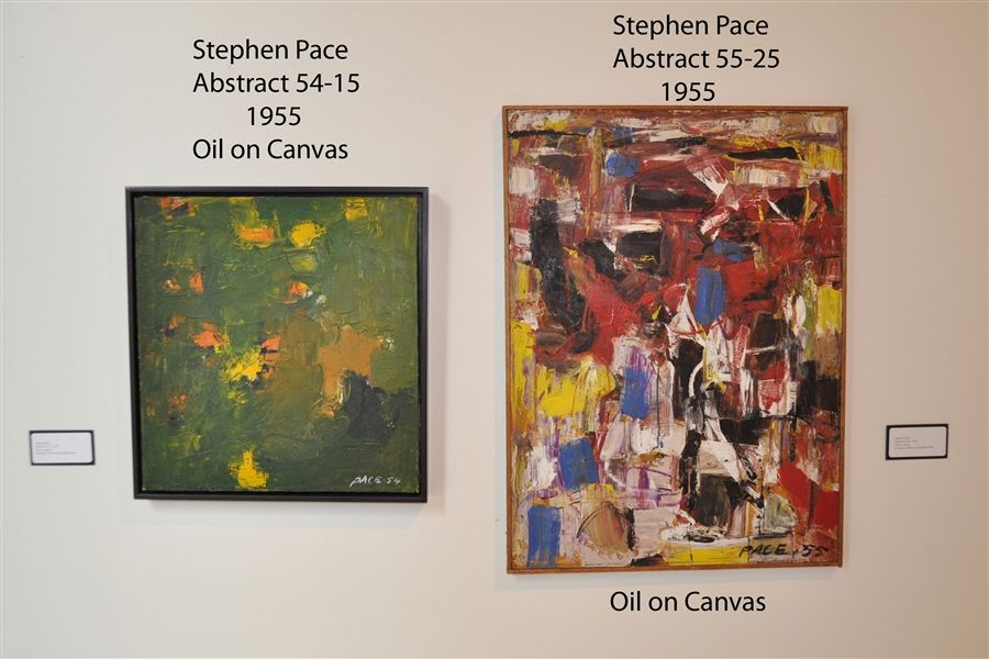 2009 Stephen Pace Exhibit
