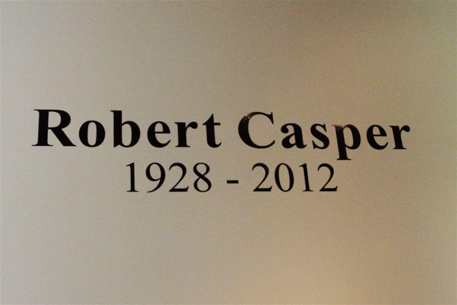 Paintings by Robert Casper 1928-2012