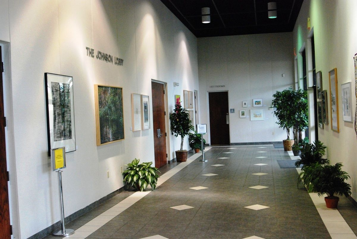 Pautler Gallery located in the Johnson Lobby