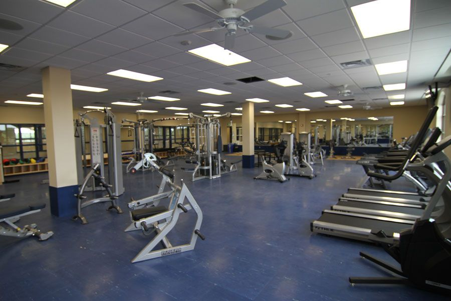 New state of the art Fitness Room