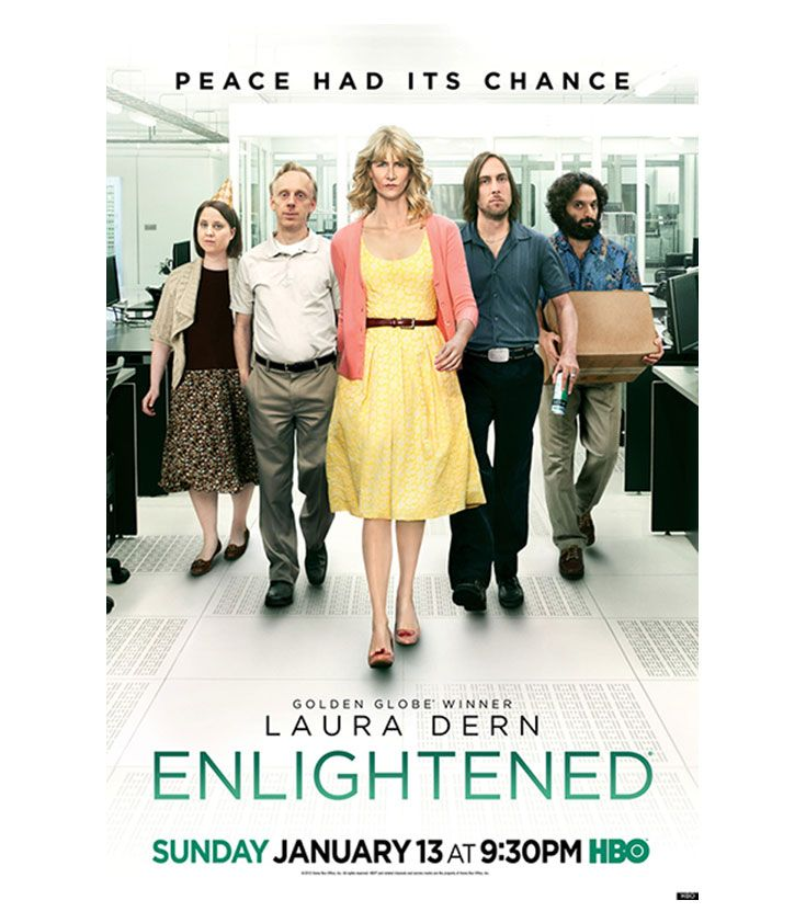"Bayne Gibby '91 played the ultra religious Connie on two seasons of the HBO series, ""Enlightened,"" starring Laura Dern."