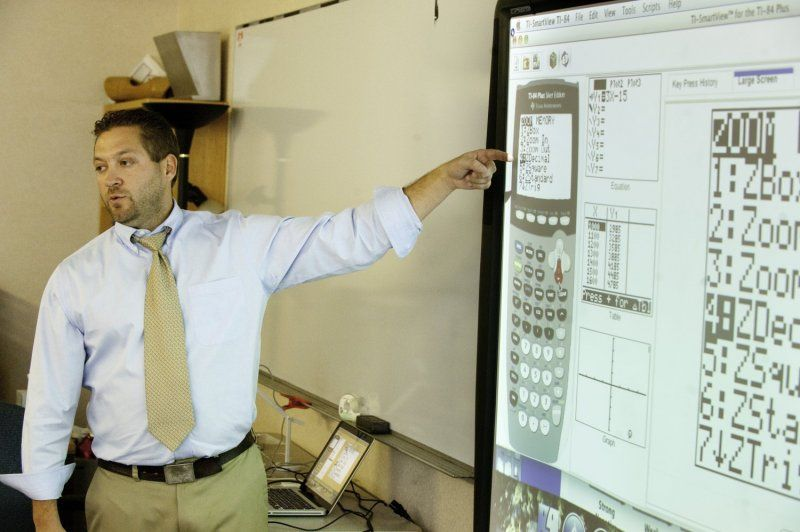 Classes are enhanced with the use of technology, including Promethean Boards in math and iPads in ninth grade geometry and English, where students submit work electronically so that faculty can edit and grade right on the document and add voice comments.