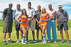 Sixth Annual Golf with the Knicks at The Bridge